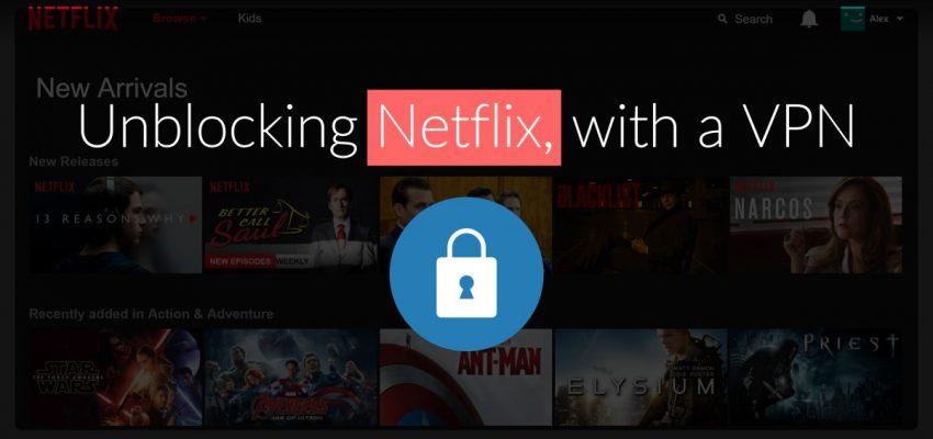 Top 5 Best VPN For Netflix in 2020